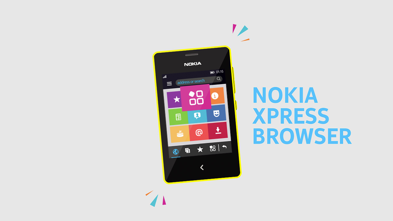 Nokia Xpress Browser